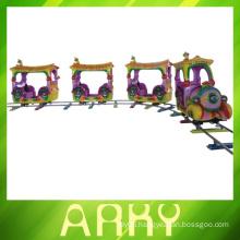 Kids Electric Amusement Train Rides
