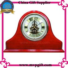 Fashion Clock with High Quality Wood