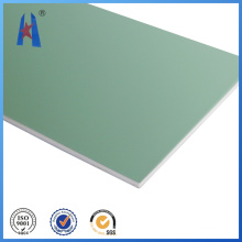 Megabond Gray ACP Material de painel composto de alumínio