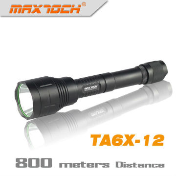 Maxtoch TA6X-12 Perfect Design Tactical LED Light