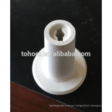 10% de porosidad 70% 80% 85% al2o3 / alúmina Horno refractario industrial Cuplock de cerámica