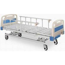 Três funções de cama médica manual