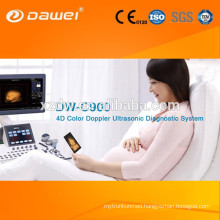new tech laptop ultrasound scanner price color doppler ecografos with free hand & 4D USG price