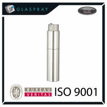 ELICA Twist Up Dispenser TUD 15ml Shiny Silver Pacote de cosméticos recarregável