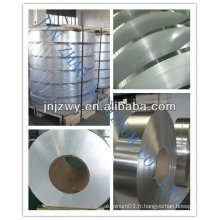 Vente de produits bandes en aluminium 3004 O-H112 bandes en aluminium anodisé