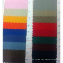 100% coton tissu CD20 * CD20 200-210gsm Khaki twill tissu de la chine shandong