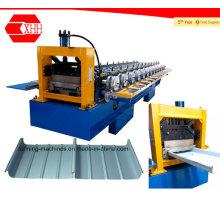 Umformmaschine für gerade & konische Stehfalzdach