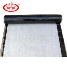 Depuis la membrane imperméable adhésive pour les toitures dans les constructions