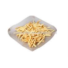 Horno reutilizable antiadherente Chip prueba cesta