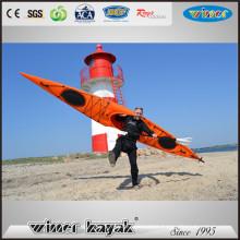 New HDPE Single Sit in Ocean Leisure Life Manufacturing Customize Kayak