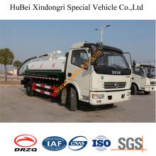 5cbm Dongfeng camión de la bomba séptica Euro4