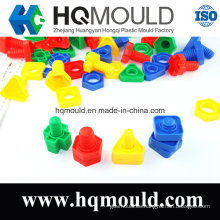 Hq Plastic Toy Blocks Injection Mold