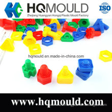 Hq Plastic Toy Blocks Injection Mould