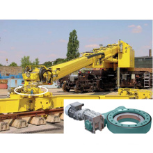 Light Series Slew Drives for Railway Slewing Cranes L7inch