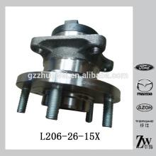 Peças originais Rolamento traseiro do cubo da roda para Mazda CX9 M8 L206-26-15XA