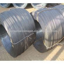 Q235 barre d'acier à nervures laminée à froid de 5,0 mm à 12 mm