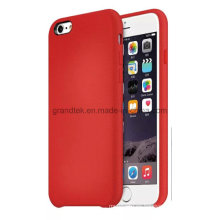 Estuche de cuero ultrafino de la PU de IMD para la caja del teléfono del iPhone 6