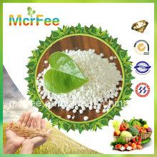 Hot Sale Mcrfee Fertilizante Solúvel em Água Fertilizante Sulfato de Amônio 21%