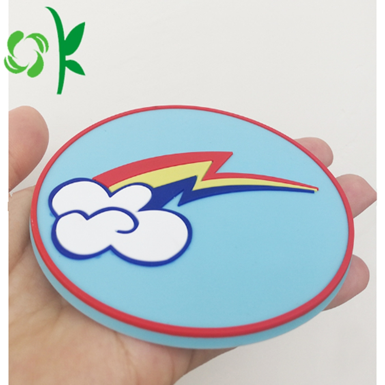 Heat Resistant Cup Silicone Coaster