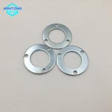 Rondelle en métal embouti adapté aux besoins du client de joints 304 d'acier inoxydable
