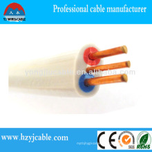 Types of Electrical Cables Flat Twin and Earth Cable