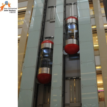 Energy Conservation Panoramic Elevator