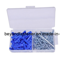 Anchors Kit Super Anchors Kit Conical Anchors Kit Ribbed Anchors Kit Tubular Anchor Kit