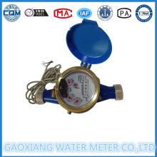 Multi Jet Messing Pulse Wasserzähler