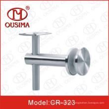 AISI304 AISI316 Suporte de corrimão de aço inoxidável