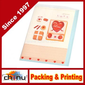 Wedding/Birthday/Christmas Greeting Card (3310)