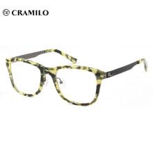 2018 últimas monturas de gafas ópticas para mujeres