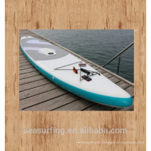 New Arrival~nice design silver pad Inflatable SUP Paddle Board sale in new season/wholesale inflatable sup paddle board