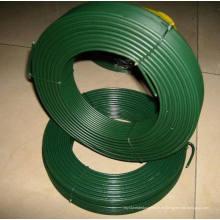 Alambre de encuadernación recubierto de PVC