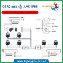 316stainless Steel Inground LED Underwater Light