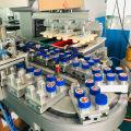 Priner automatique de tampon de bouchons de bouteille en plastique à grande vitesse
