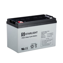 12V DC12-100S VRLA Deep Cycle Batteries
