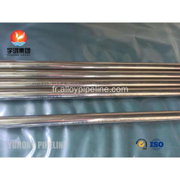 Tube cuivre-nickel ASTM B111 C71500