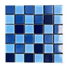 Pool mosaic disigne glazed ceramic swimming pool tile