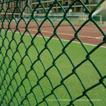 Galvanized Wire Mesh Fence/Diamond Wire Mesh Fence
