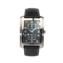2017 fashion luxury man waterproof qaurtz smart watch oem