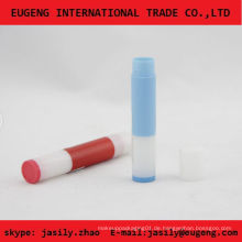 Kundenspezifische Lippenbalsam Kosmetik Lippenbalsam Verpackung