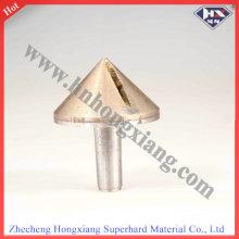Herramienta de biselado de cristal de avellanado