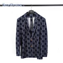 Тонкий пиджак для смокинга на плоской подошве TR