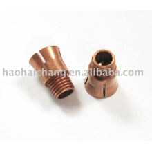 Pin de chaveta del CNC de la abrazadera de la pipa de acero inoxidable con servicios del OEM
