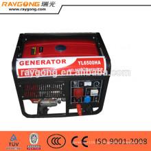 Tragbare Benzinschweißgenerator-Schweißermaschine des Stroms 5kw