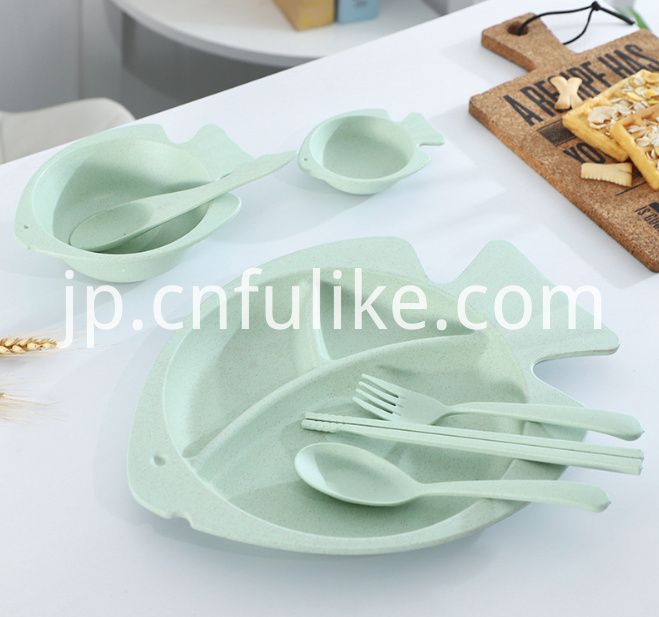 Baby Boy Dinnerware