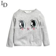 Children clothes designs cute kids cotton baby girl sweater