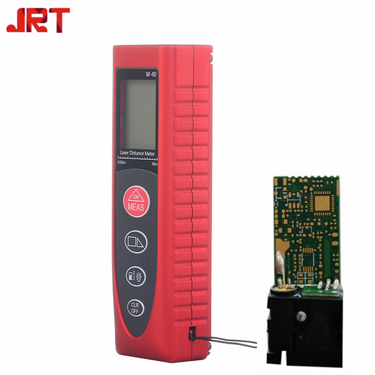W40r U81 Mini Laser Ruler Digital Laser Height Meter Handtools