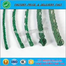 Corde de matériaux recyclés PP CORDE D'EMBALLAGE