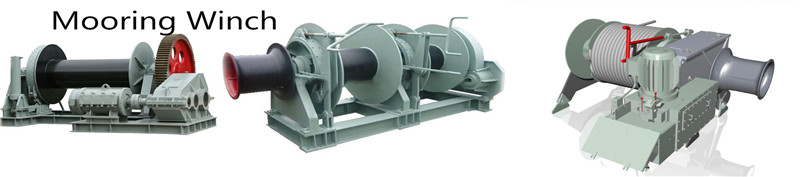 Windlass Mooring Winches